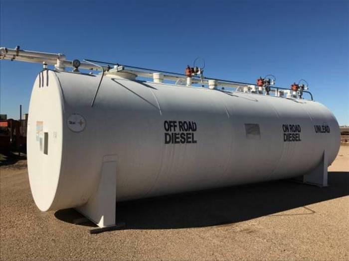 10,000 Gallon double wall tank in Florida
