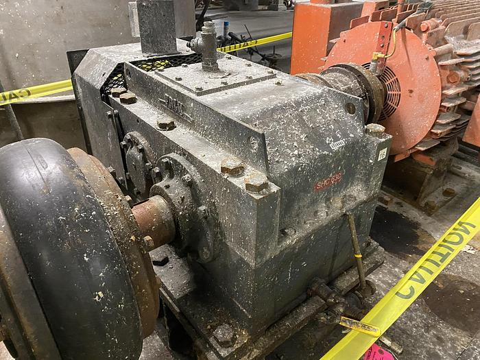 Used FALK GEARBOX MODEL 385A10 RPM 1750 MANUFACTURED 2013