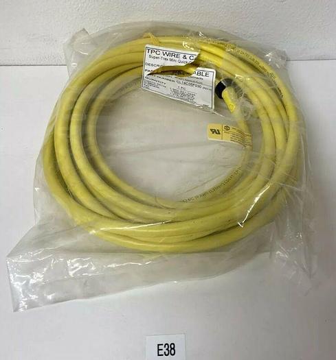 TPC WIRE & Cable Super Trex Mini Quick Connect Warranty Fast Shipping
