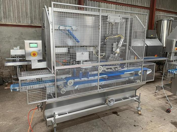 Used AFT GROTE AC60 ULTRASONIC SANDWICH CUTTER.