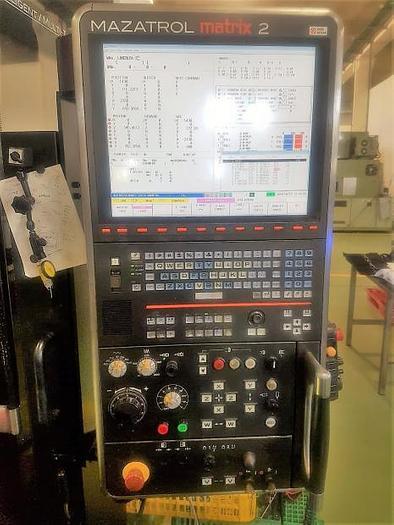 2013 MAZAK INTEGREX E-420H-S 2 3000U 5 AXIS
