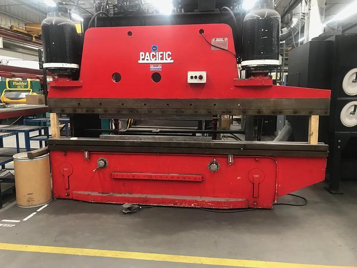 Used 1959 150 Ton Pacific Hydraulic Press Brake