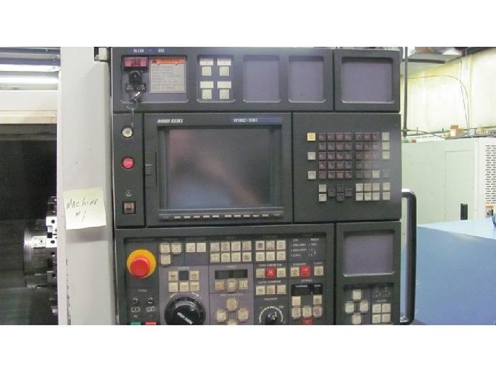 1999 Mori Seiki SL15MC
