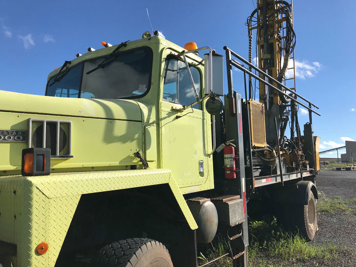 HB18312 Atlas Copco CS1500 Core Drill