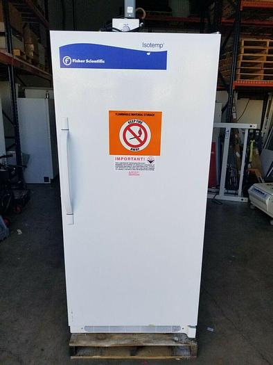 Used Fisher Scientific 13-986-152 Flammable Material Storage Isotemp Laboratory Refrigerator