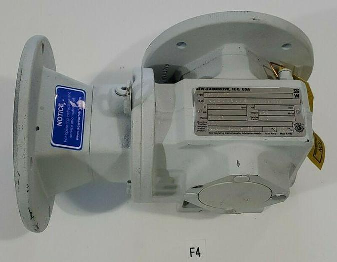 *NEW* Sew Eurodrive SF37AM56 Gearbox Gear Reducer 725Lb Torque 80.96 Ratio 1750R