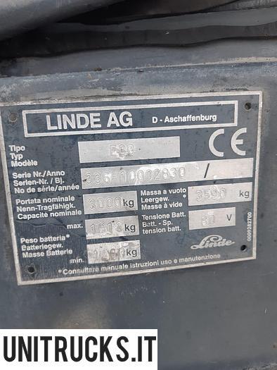 Usata 1997 LINDE E30-ROTTAMI