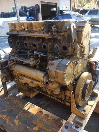 Used 2015 Caterpillar C18 Engine