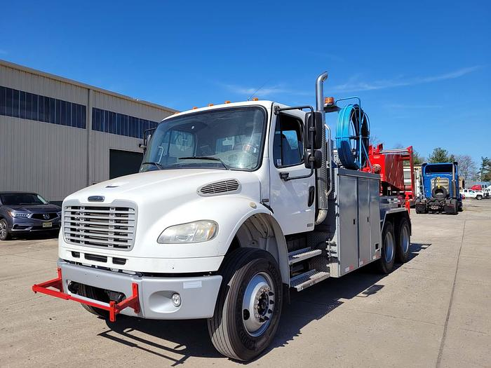 Used Altec LP108 Cable Handler on 2006 Freightliner 6x6 Truck - M27656