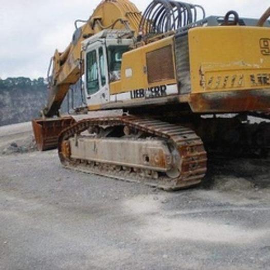 Liehberr R 974 HD Mass Excavator