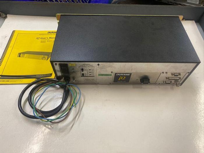 Used DUKANE iQ Ultrasonic Generator Model 20VB120-1C-R1 Warranty Fast Shipping