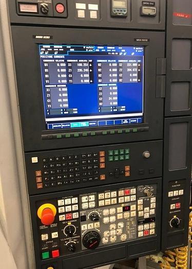 2007 Mori Seiki ZT-1500YB