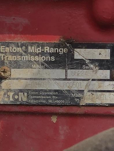1994 HB19361 BK66 Longyear Drill BK66 Longyear