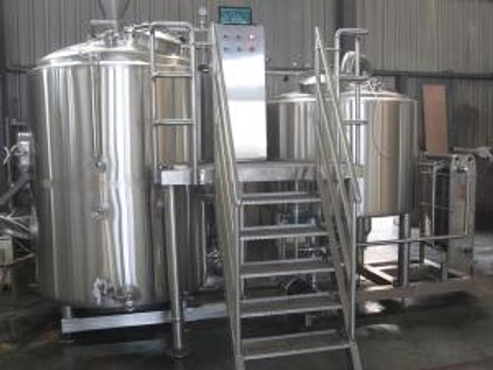 New Stock BSV 7 bbl Brewhouse