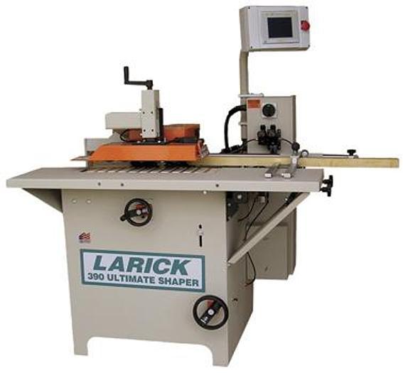 Larick Model 390 Shaper