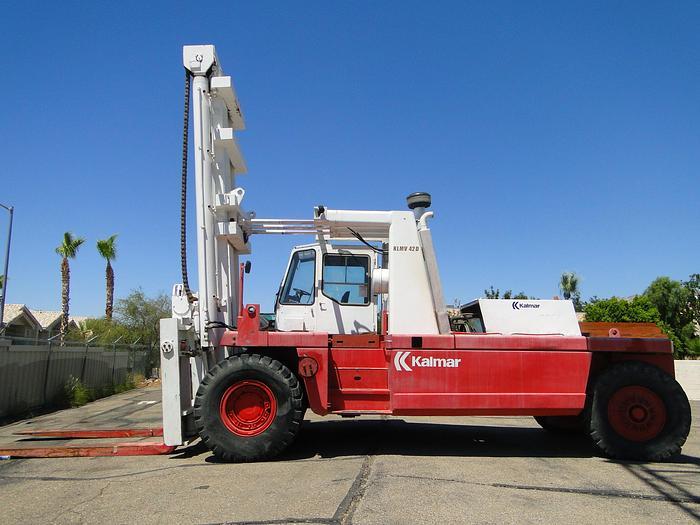 Used 93,000 lb. Kalmar Mdl. KLMV 42D  Forklift