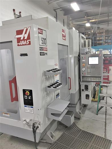 Used 2005 Haas MDC-500 Mill Drill Center