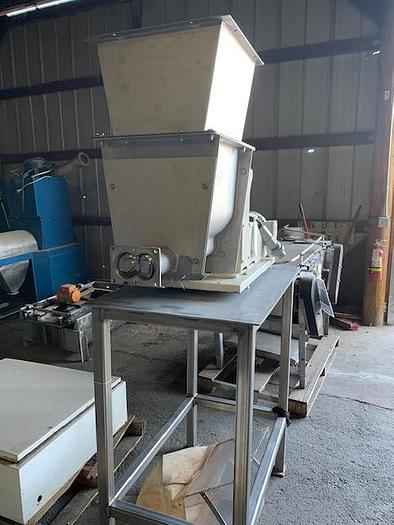 Stainless Steel Dual Screw Extruder