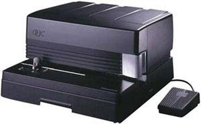 GBC MagnaPunch Electronic Desk-Top Punch