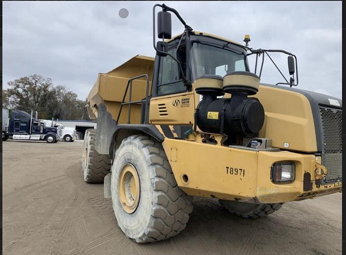 Used Off Road articulated Dump Truck