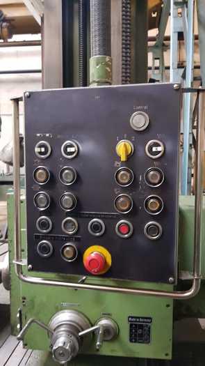 Horizontal Boring Machine PFEIFER F75-1