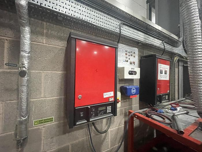 Used MICRPOWER MTM 36-48/40 AGV Charging Station