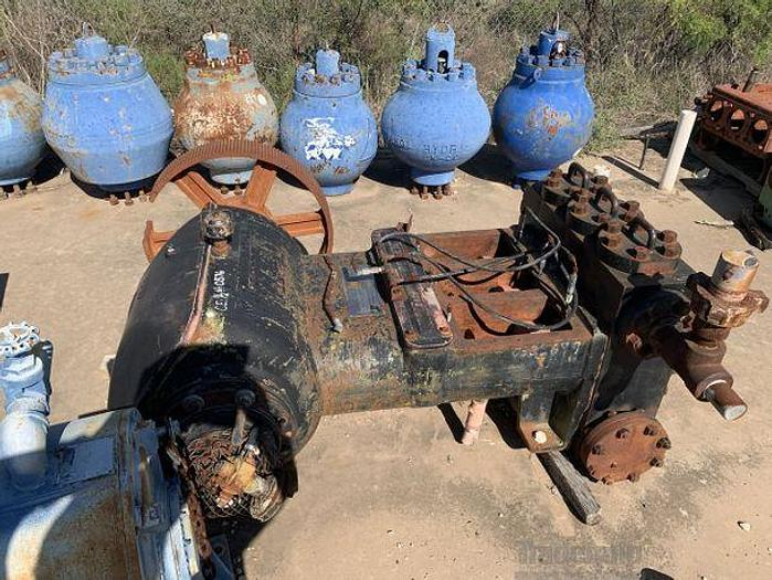 Used GASO 3673 - TRIPLEX PUMP