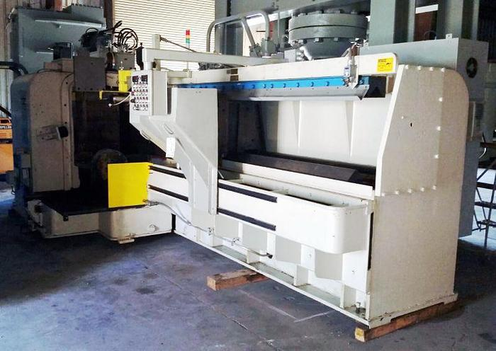 "Used 50 Ton x 120"" Lapointe Model 50-120 S.R.H.E. Horizontal Surface Broaching Machine; From Aerospace, Mint Condition"