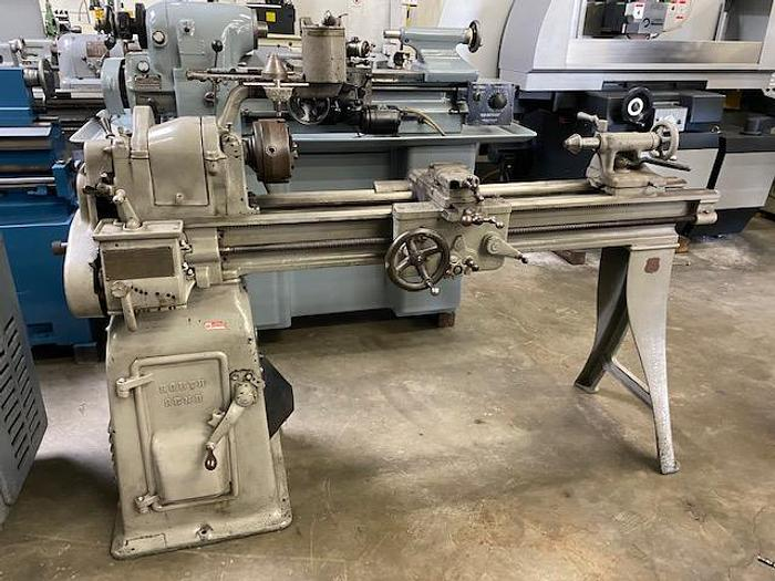 """Used 1931 South Bend Lathe Catalog No. 164-S 11"""" Swing 5 1/2 Ft. Bed 42"""" Centers  #5983"""