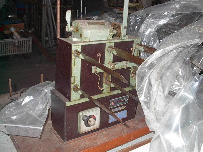 Gebraucht NESTEL Etikettendruckmaschine