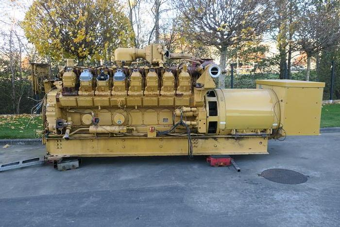 Used 1995 Caterpillar G3516 - 1000 KWe