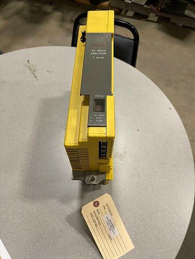 FANUC A06B-6066-H244 SERVO AMPLIFIER DIGITAL 3.96 KW