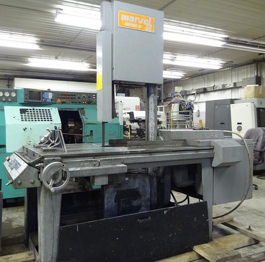 MARVEL SERIES 8 MARK 1 VERTICAL TILTING HEAD BAND SAW