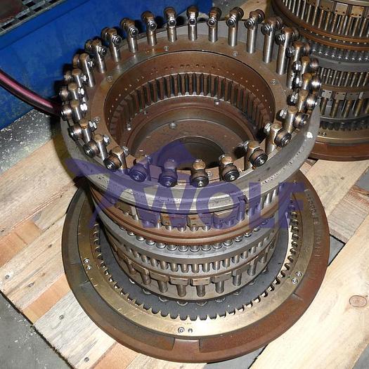 Gebraucht Prägeeinsatz Typ Uniplast 160-DAbmessungen: ca. 14,7 x 12,7 mm (oval mit Symbol).