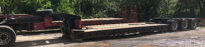 Used 2000 TRAIL-EZE DG5022H3