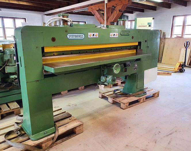 Used 1971 Josting Veneer cutter Josting PFS 2100