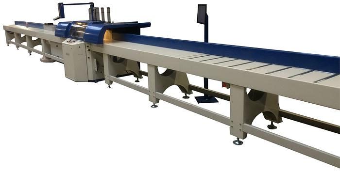 HM-Z3 Automatic Push Fed Crosscut Saw For Straight & Angle Cutting