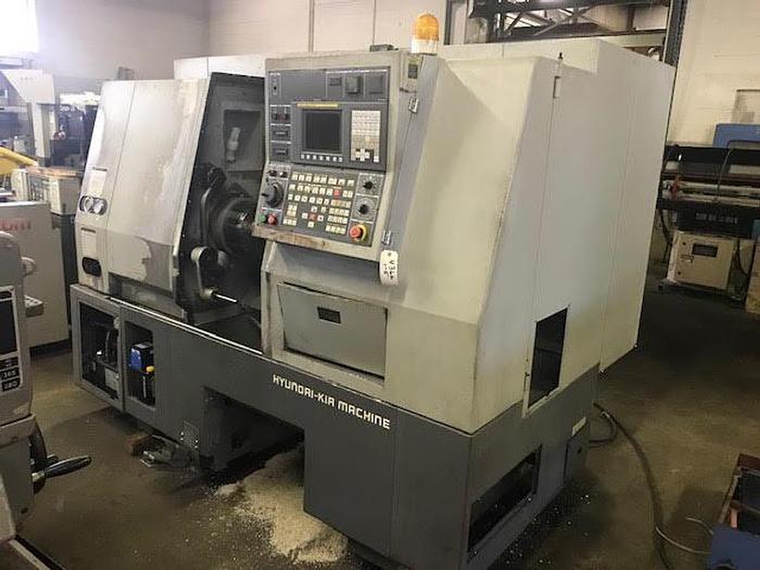 Used KIA SKT21 CNC Turning Center 2006