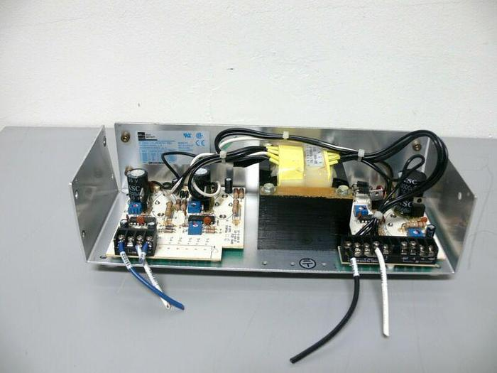 Used EGS Electrical Group Sola / Heavi-Dtuy SLT-12-31010-12T Regulated Power Supply