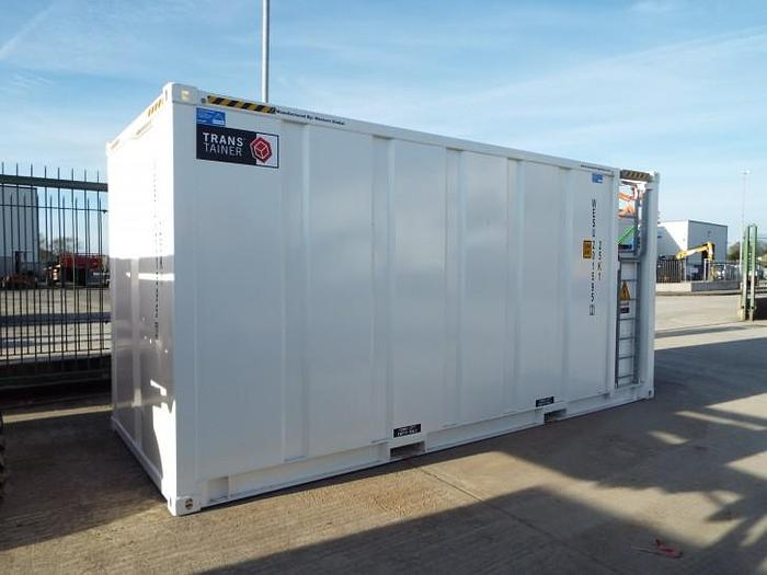 28000 LITRE FUEL STORE FULLY BUNDED