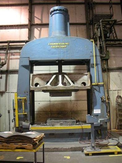 Chambersburg Cecostamp L drop hammers