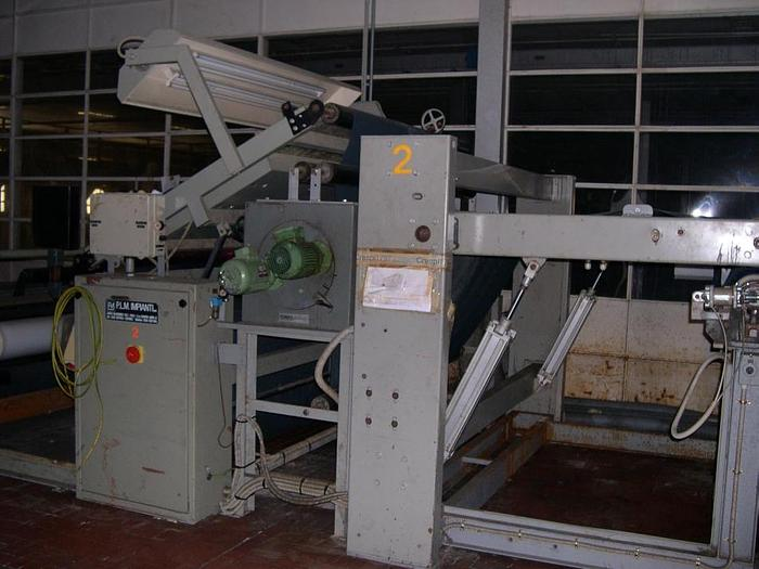 Used INSPECTING MACHINE PLM IMPIANTI