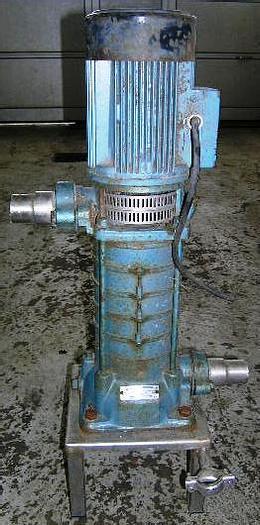Used GRUNDFOS pump, type CP 8-50