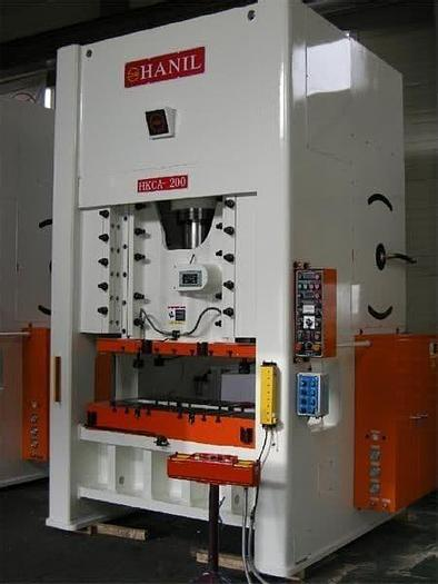 Press Knuckle Joint Coining
