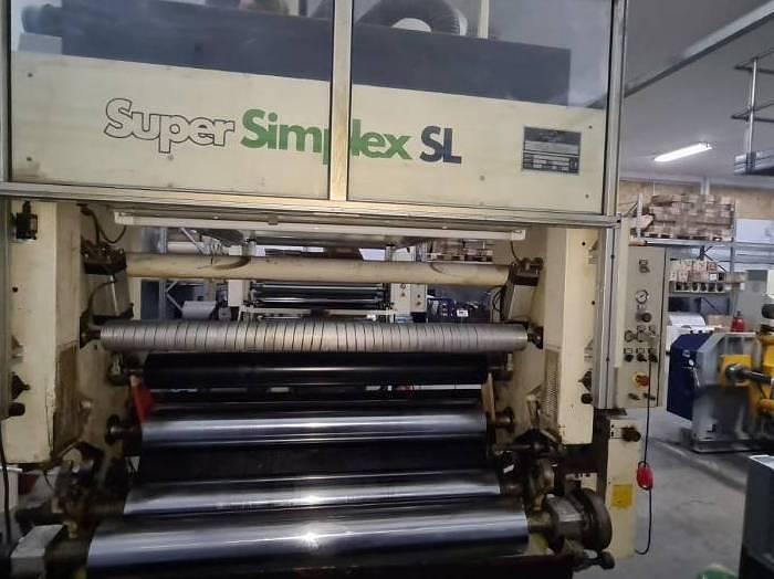Used 2005 Nordmeccanica Super simplex sl (2005)