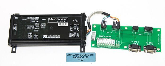 Get Control Inc E84 Serial to Panel Controller KLA01102 REV 2 & interface (4162)