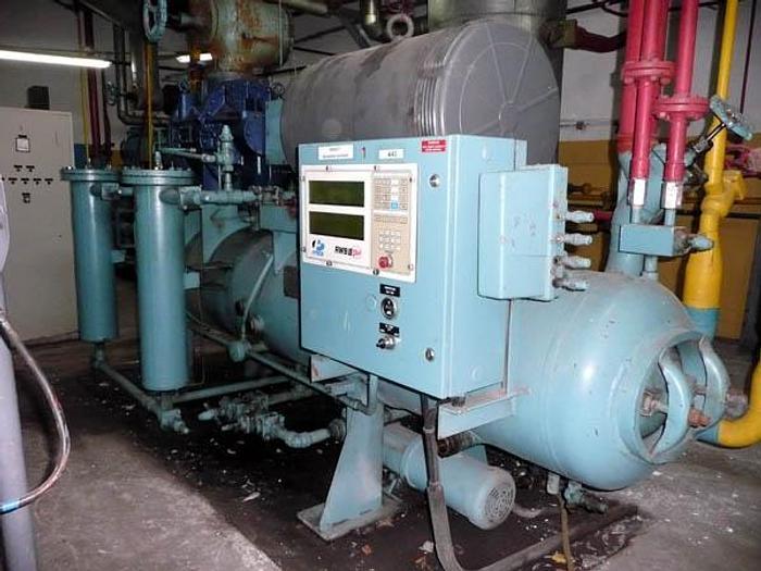 """Używane Amoniakalne agregaty śrubowe """"FRICK"""" typu RWB"""