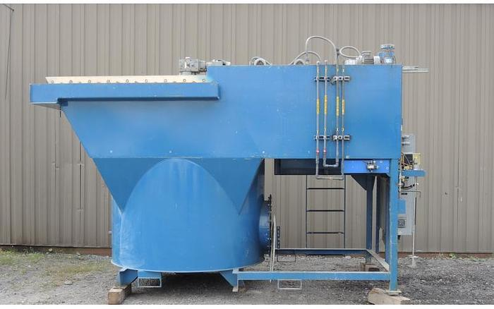 USED LAMELLA / CLARIFIER GRAVITY SETTLER/THICKENER, 300 SQ. FT.