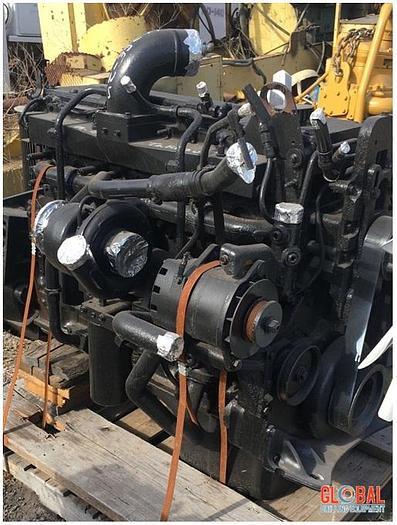 Used Item 0630: Cummins M11 Diesel Engine