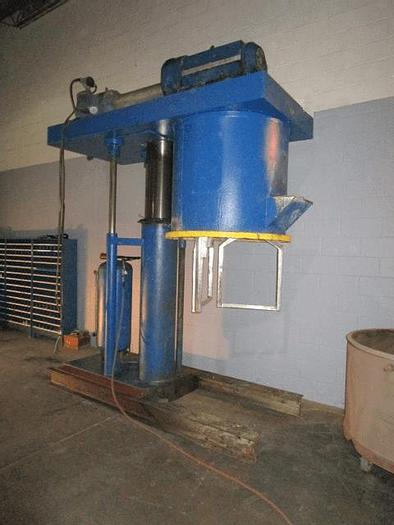 Used 150 GALLON ROSS DOUBLE PLANETARY MIXER – S/S – JACKETED
